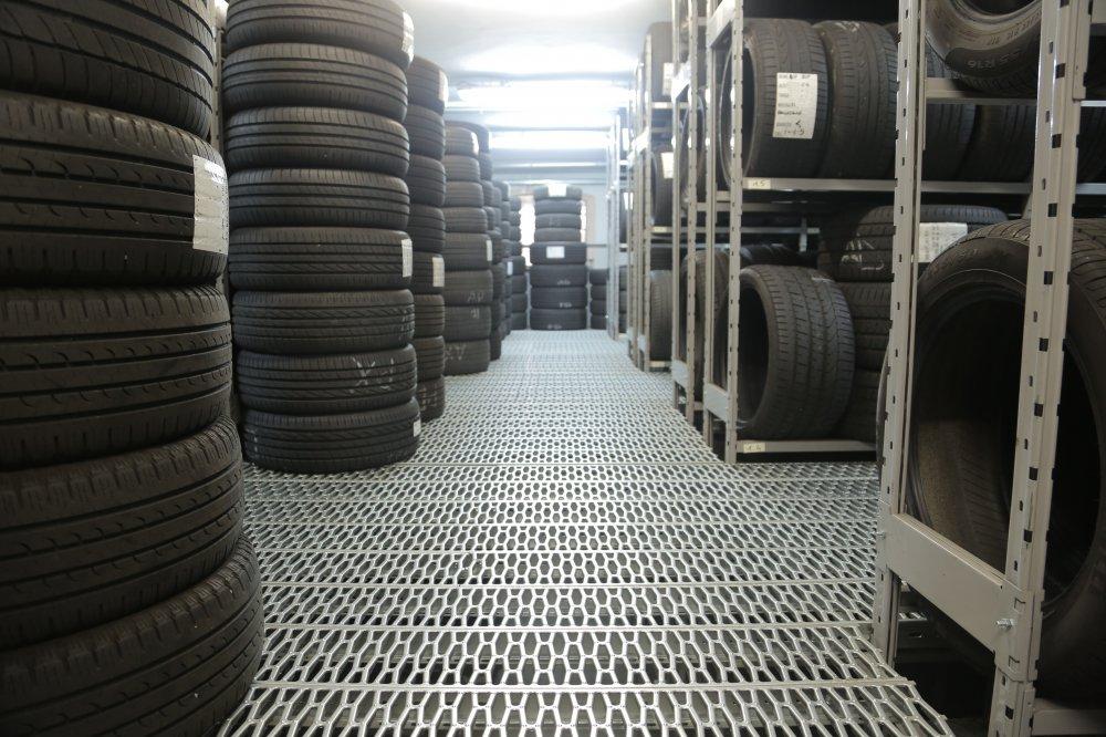 Ordna med en trygg däckförvaring i Stockholm
