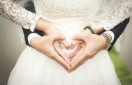 Visa ditt största hjärta inför bröllopsfotografen