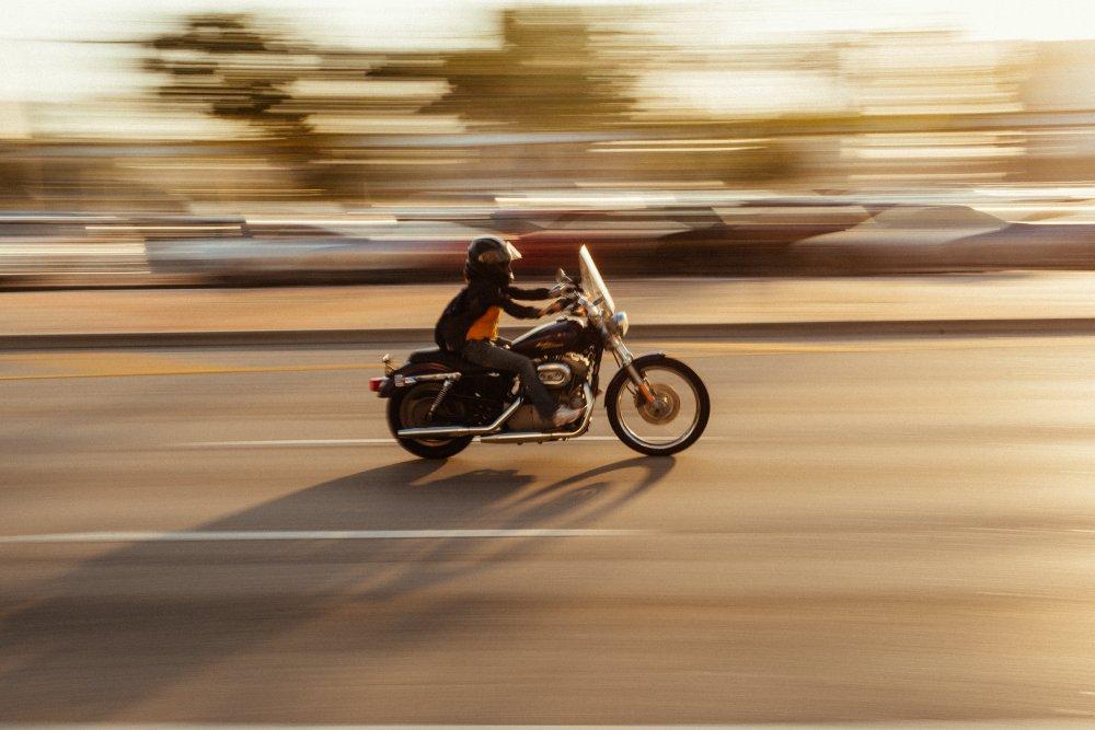 Unika upplevelser iklädd motorcykelkläderna